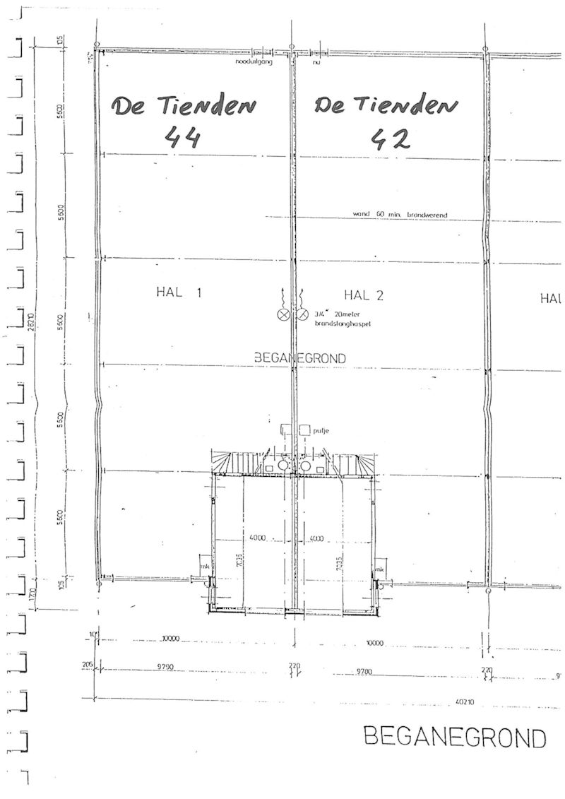 plattegrond 42 44