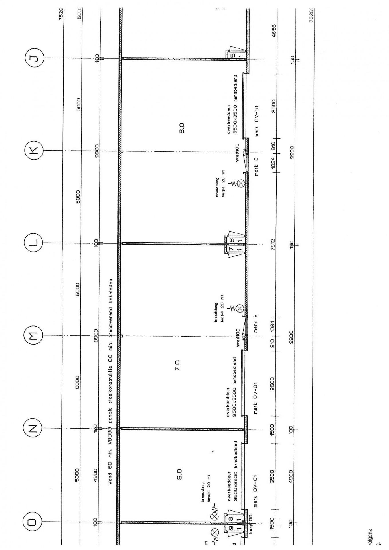 plattegrond 134E unit 3.6